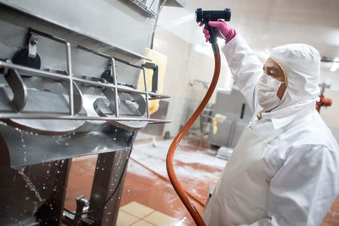 Gıda Üretim Tesislerinde Buharlı Temizlik 7
