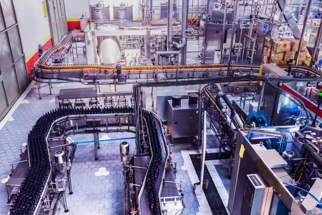 Meşrubat Sanayi ve Şişeleme & Ambalaj Endüstrisinde Buharlı Temizlik 2