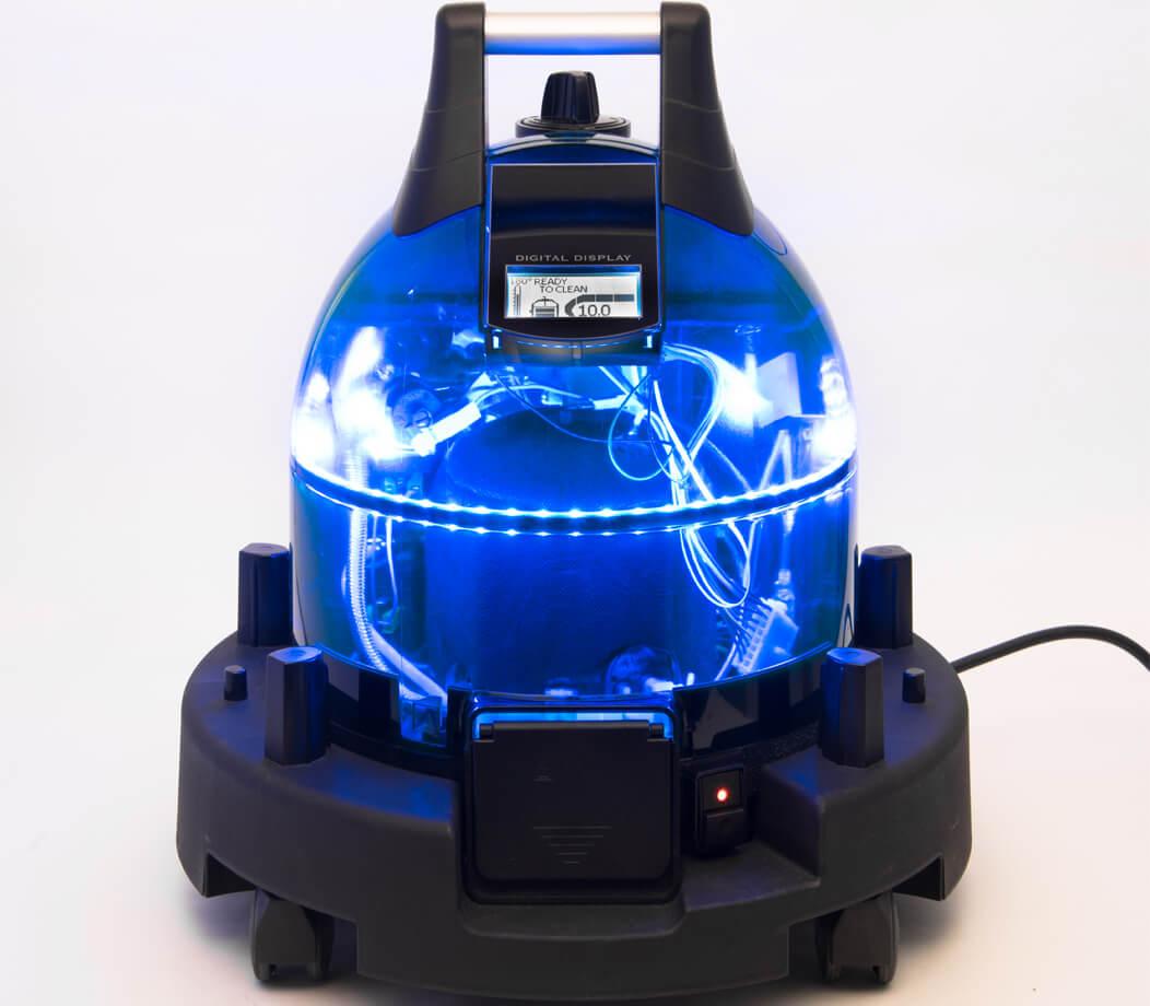 Unitekno Plutonio Buharlı Temizlik Makinesi