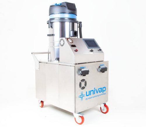 Uni SVC 27-48 Buharlı Temizlik Makinesi