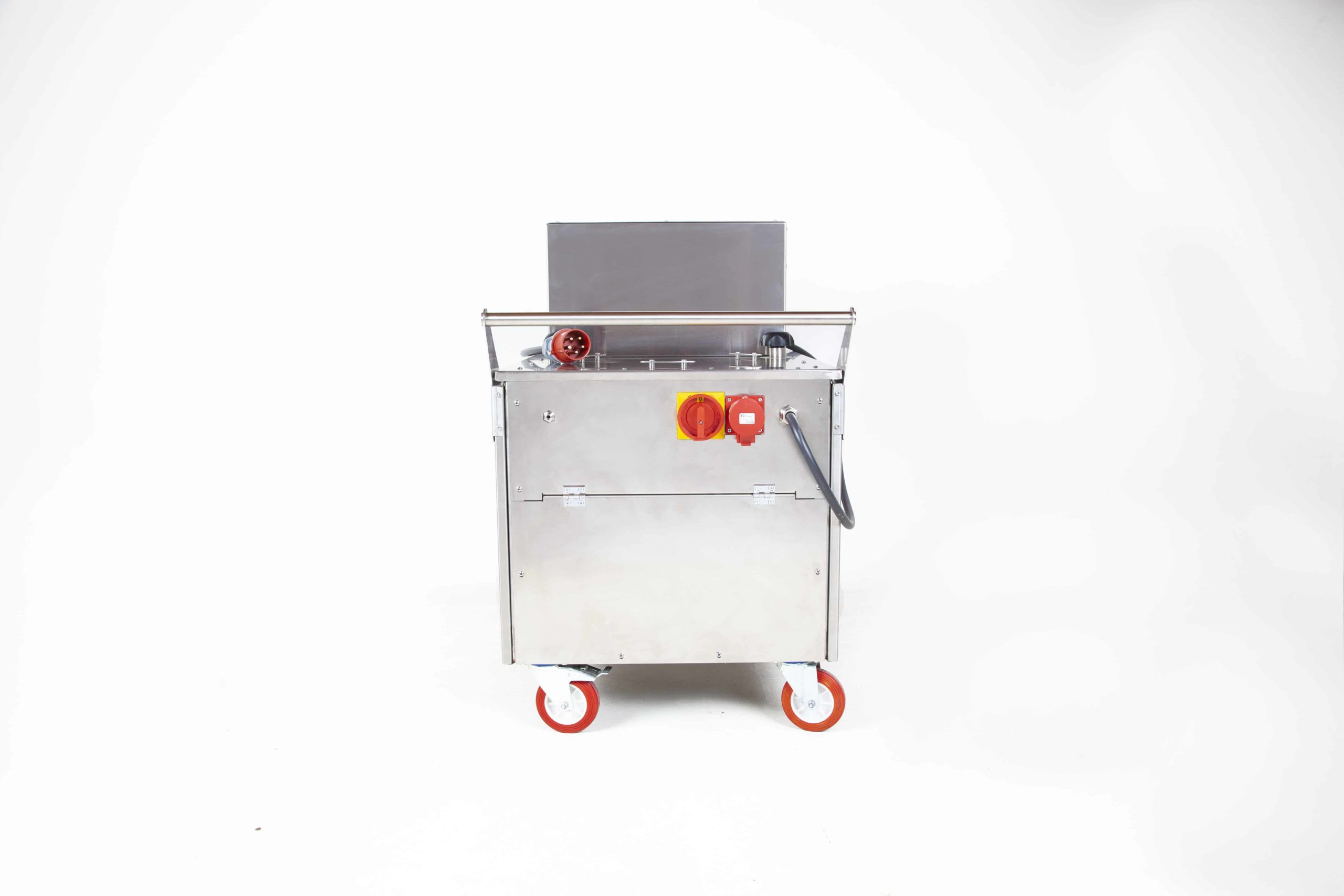 UNI SVC 27-48 Steam Cleaning Machine Rear View