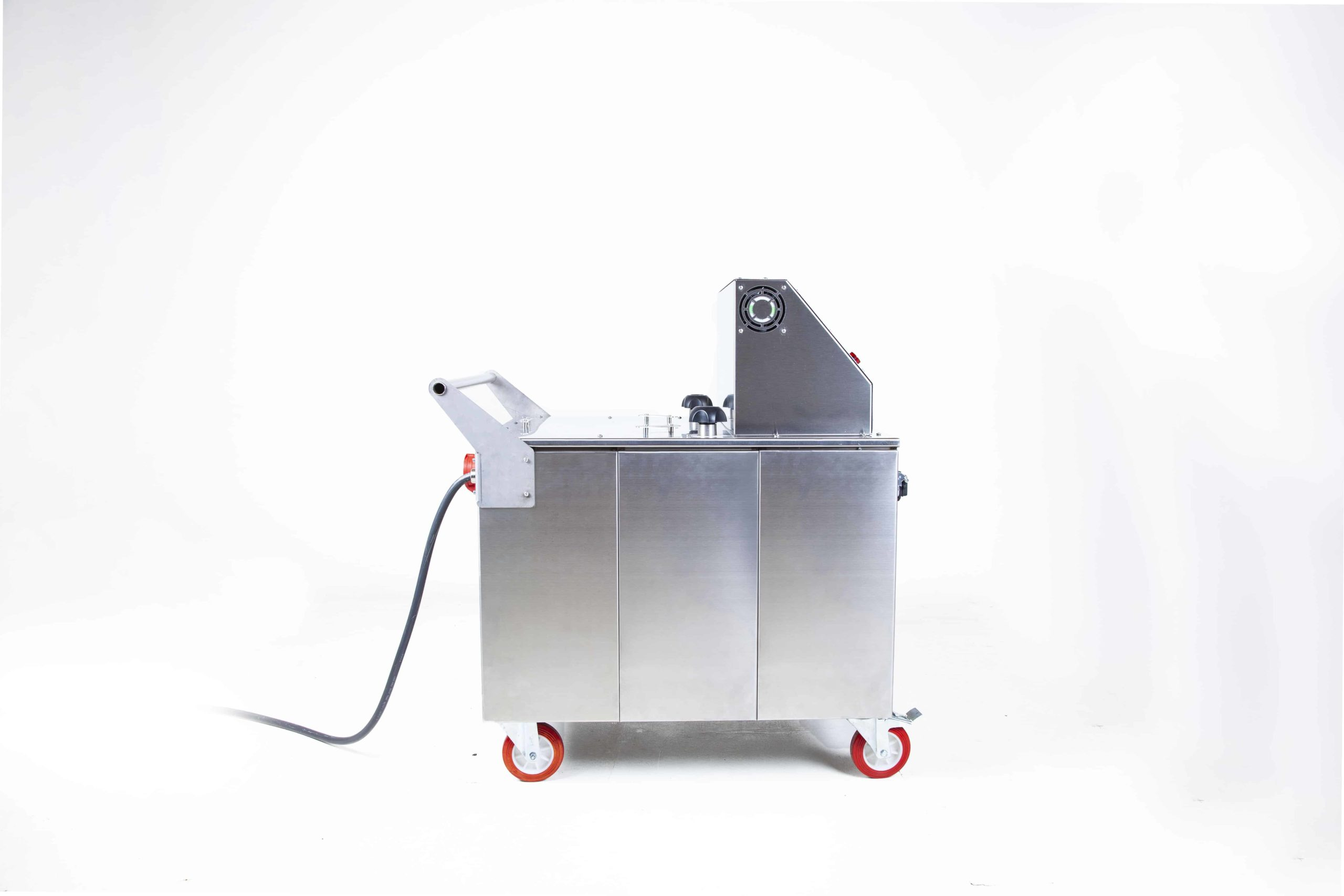 UNI SVC 27-48 Steam Cleaner Right Side View