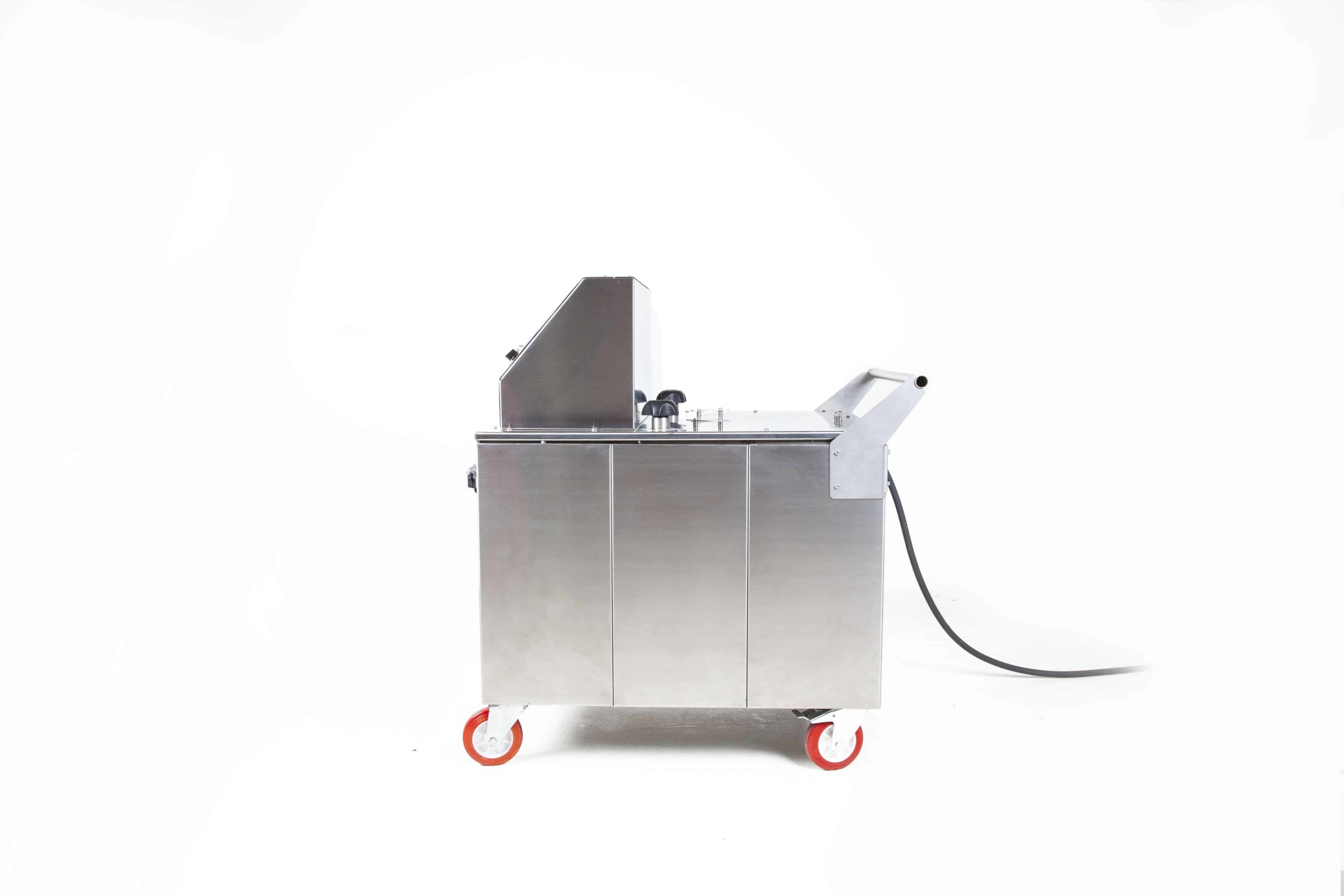 UNI SVC 27-48 Steam Cleaner Left Side View