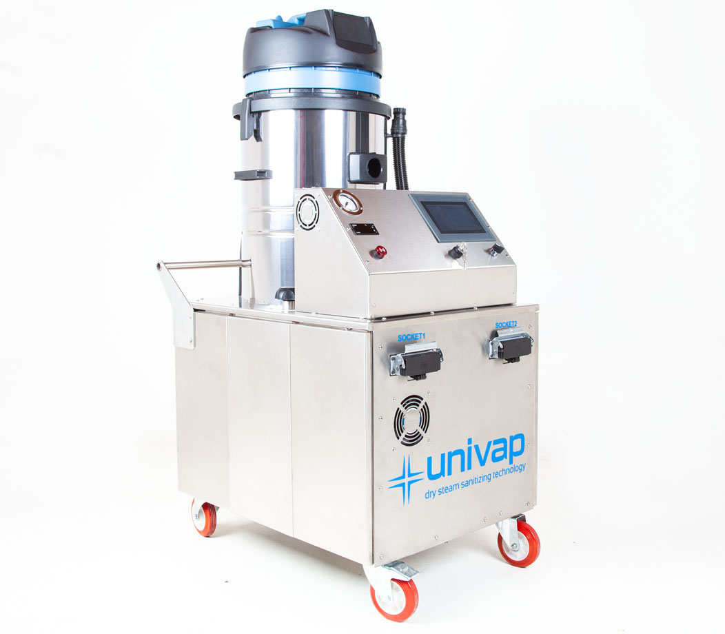 UNI SVC 27-48 Steam Cleaning Machine