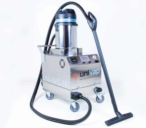 Univap SVC 9-18 Buharlı Temizlik Makinesi