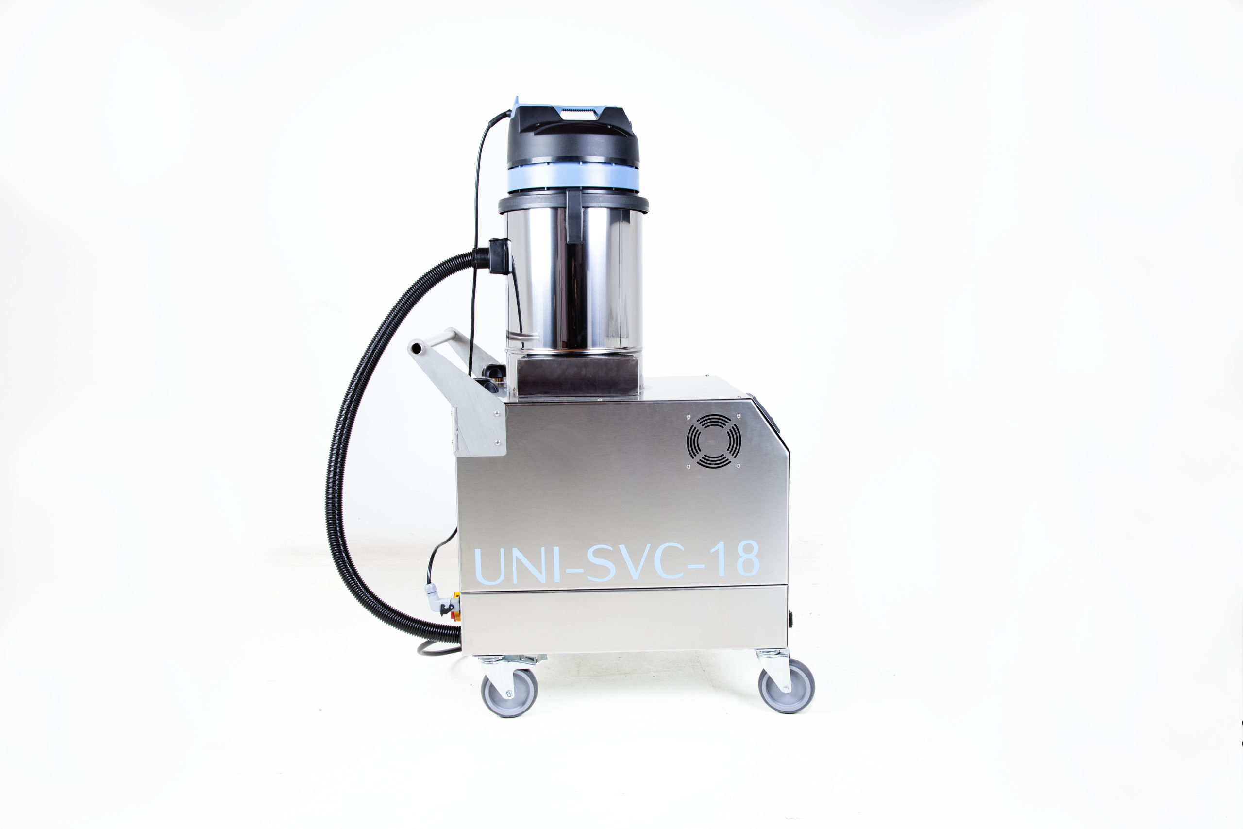 UNI SVC 9-18 Steam Cleaning Machine Right Side View