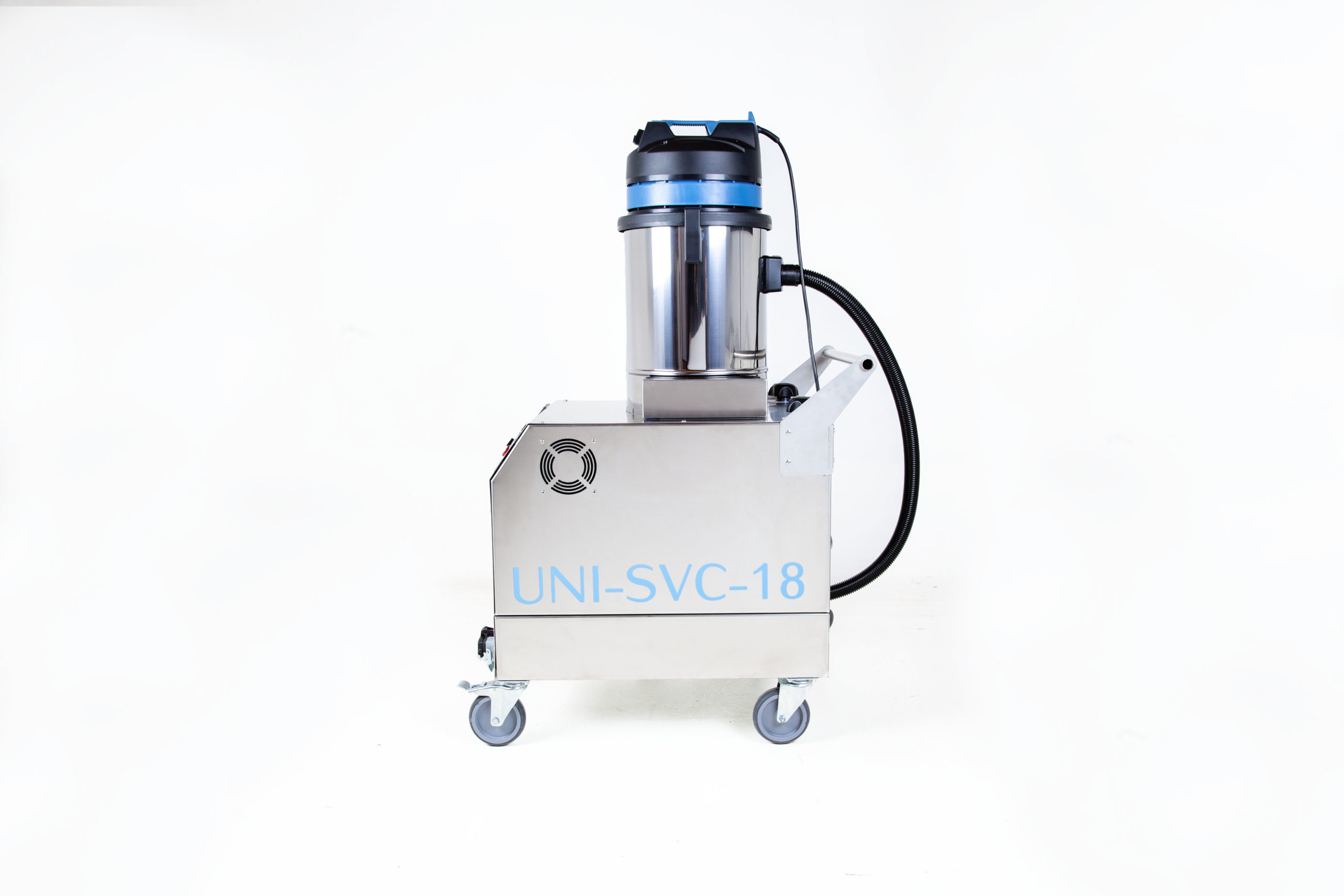 Uni SVC 9-18 Buharlı Temizlik Makinesi Sol Yan Görünüm