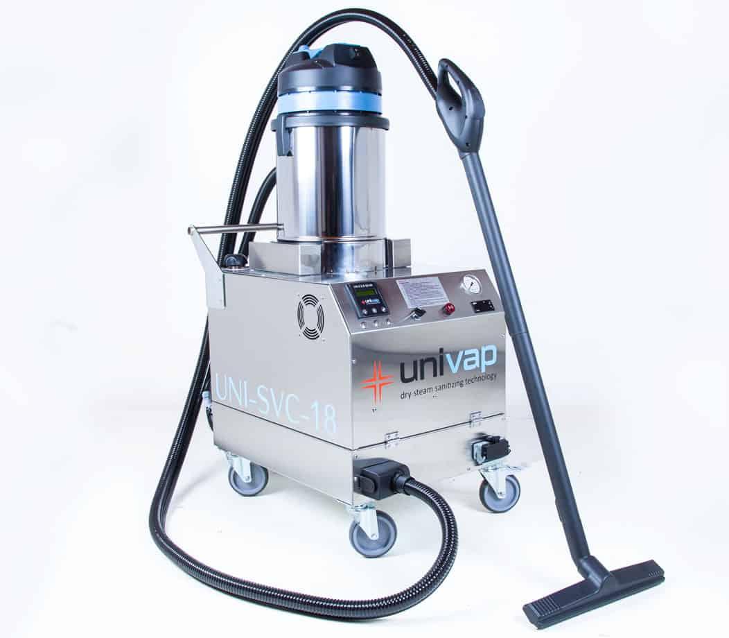 UNI SVC 9-18 Steam Cleaning Machine