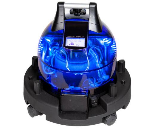 Unitekno Plutonio Buharlı Temizlik Makinesi Ön Görünüm