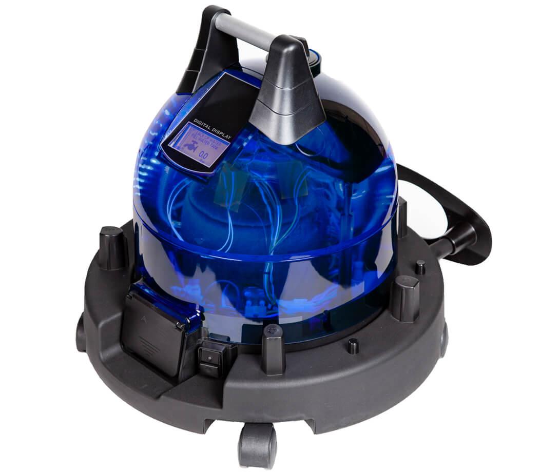 Unitekno Pro 3200 Buharlı Temizlik Makinesi Sağ Görünüm