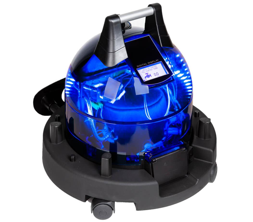 Unitekno Pro 3200 Buharlı Temizlik Makinesi Sol Görünüm