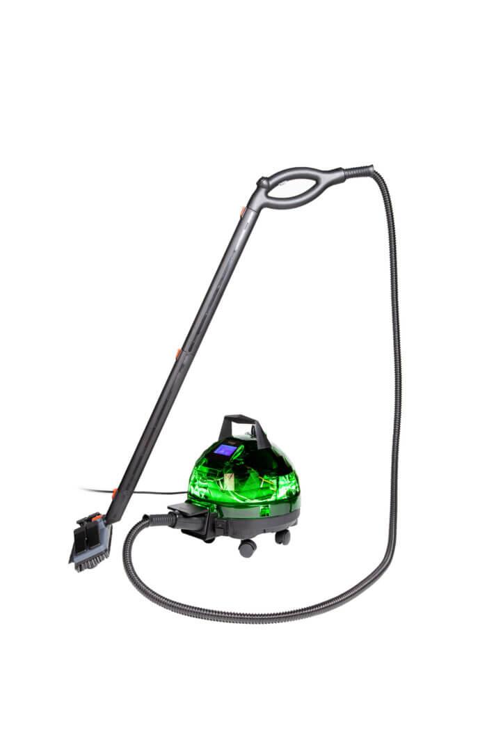 Yeşil Unitekno Diamond Buharlı Temizlik Makinesi