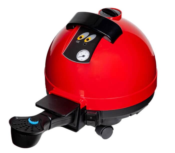 Red Unitekno 2200 Automatico Apparatus Appearance