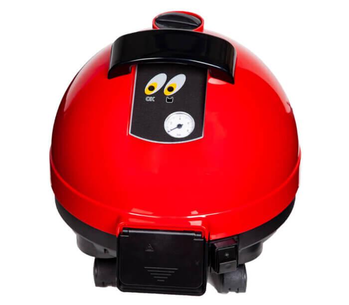 Red Unitekno 2200 Automatico Front View