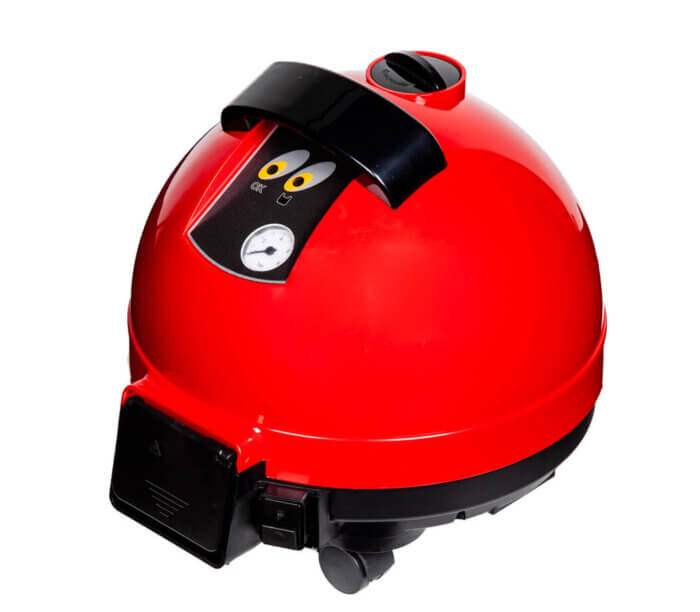 Red Unitekno 2200 Automatico Left View