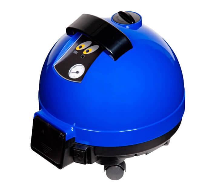 Blue Unitekno 2200 Automatico Left View