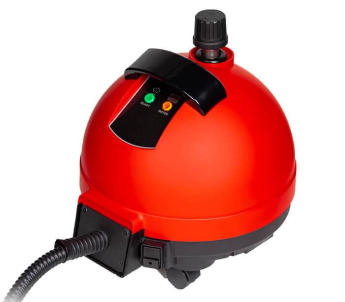 Unitekno 2200 Buharlı Temizlik Makinesi Sol Görünüm